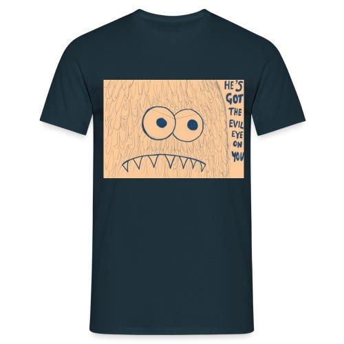 Evil Eye jpg - Men's T-Shirt