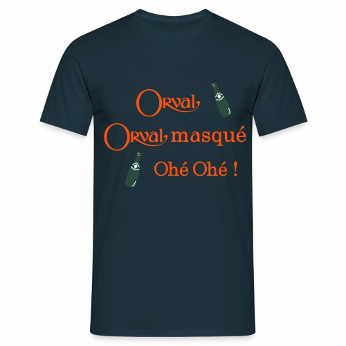 ORVAL MASQUEOHE OHE - T-shirt Homme