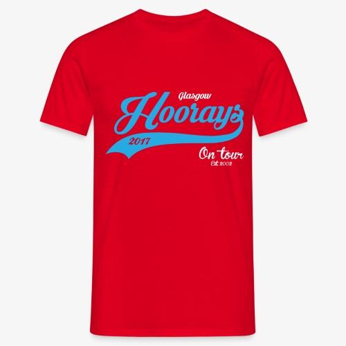 Hoorays-17 - Men's T-Shirt