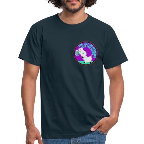 Kaetzchen vs. Virus - Männer T-Shirt