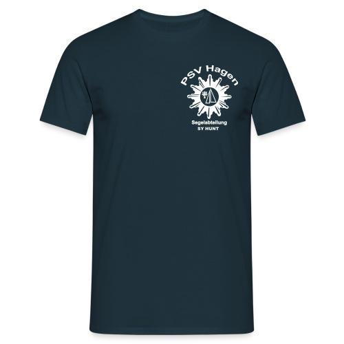 PSV Hagen Logo klein HUNT - Männer T-Shirt