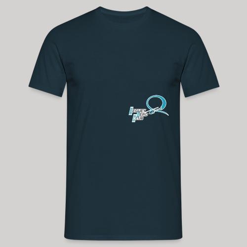 logo Le B.A.C. T-Rex 2018 bordure blanche - T-shirt Homme