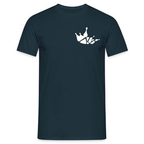 bc crown bold small vector - Männer T-Shirt