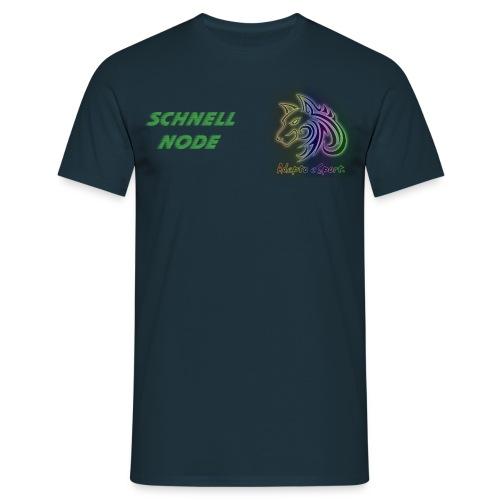 fælleslogo png - Herre-T-shirt