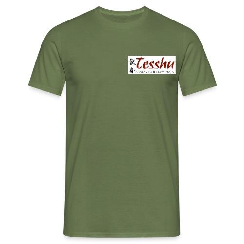 tesshu logo 2007 spreadshirtpng - Männer T-Shirt