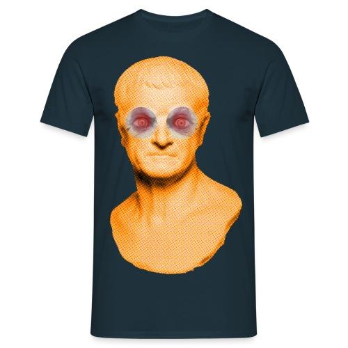 kopf - Männer T-Shirt