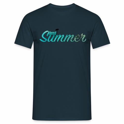 Summer - Männer T-Shirt