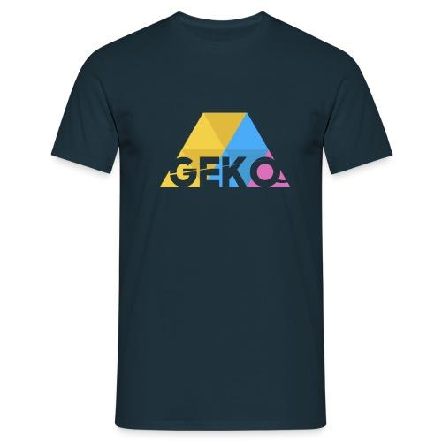 tria png - Men's T-Shirt