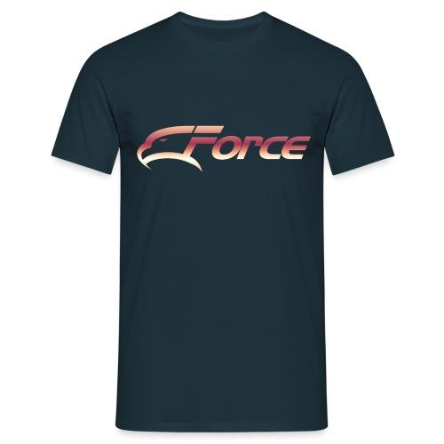 Force RoseGold - T-shirt herr
