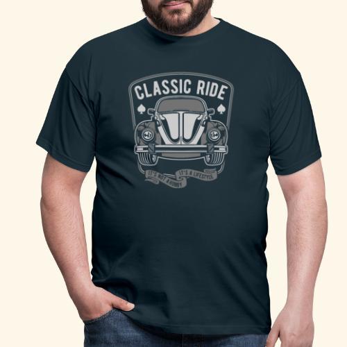 Classic Ride - Männer T-Shirt