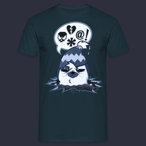 Kuutti | JÄÄFYSIIKAT - Miesten t-paita
