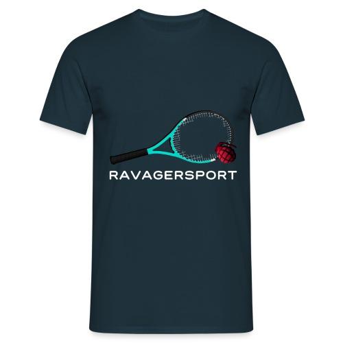 Tennis Death-Squad - Männer T-Shirt
