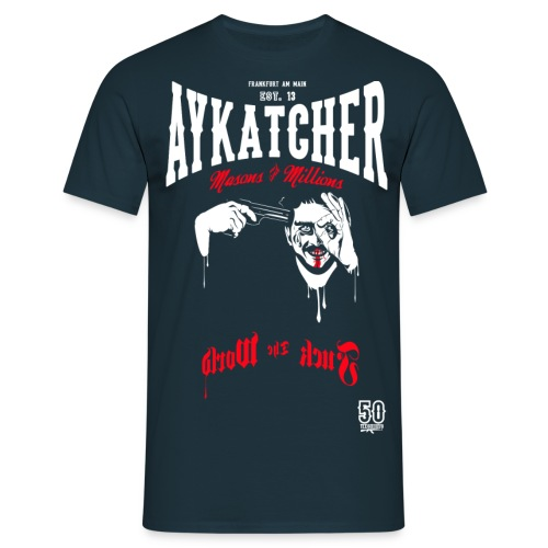 F k The World - Männer T-Shirt