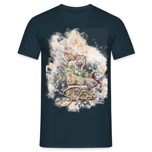 safari3 - Männer T-Shirt
