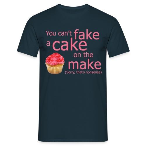 shirt on the make - Men's T-Shirt