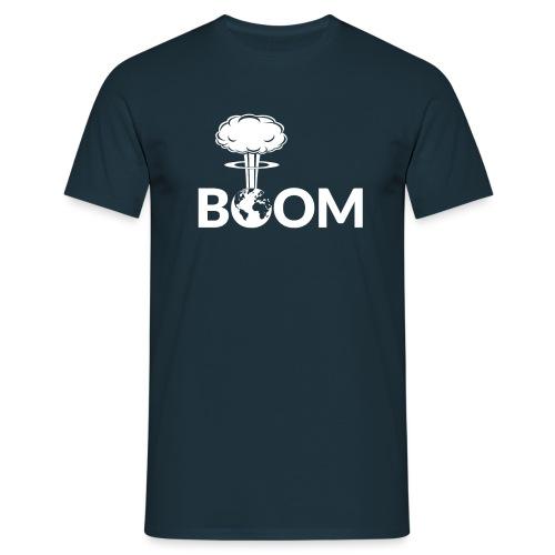 Nuclear - Boom - Men's T-Shirt