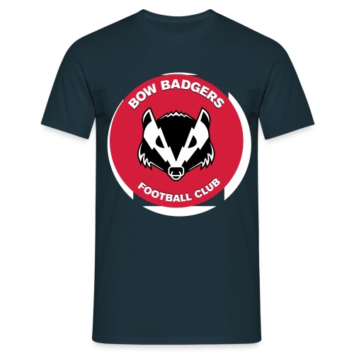 bow badgers - Men's T-Shirt
