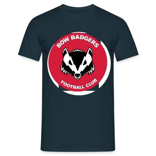 bow badgers - Men's T-Shirt