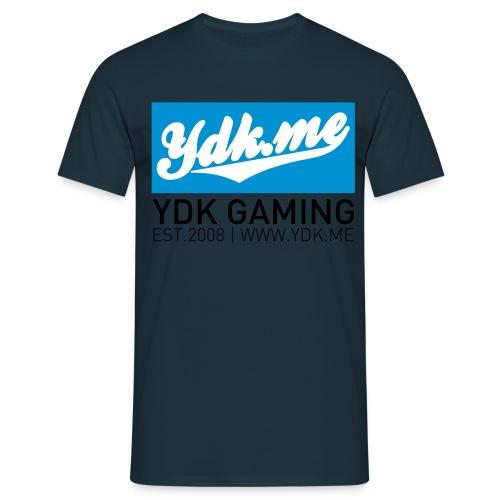 3colores ydk blue - Men's T-Shirt