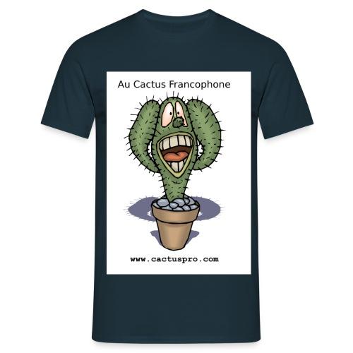 logo cf - T-shirt Homme
