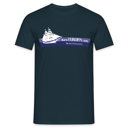 Bark Europa - Men's T-Shirt