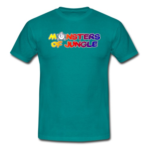 tshirt - Männer T-Shirt