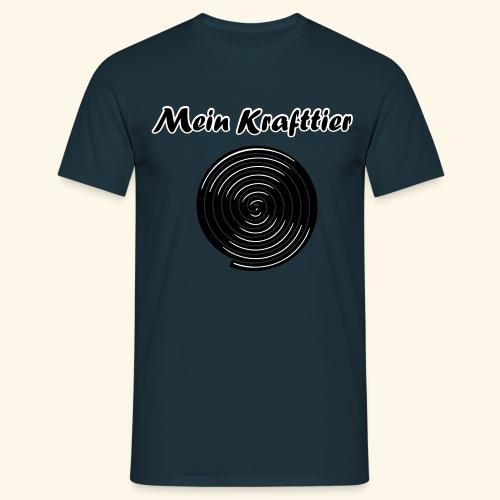 Krafttier - Männer T-Shirt