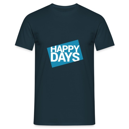 Happy Days - Men's T-Shirt