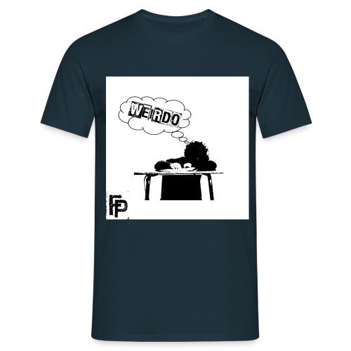 weir jpg - Men's T-Shirt