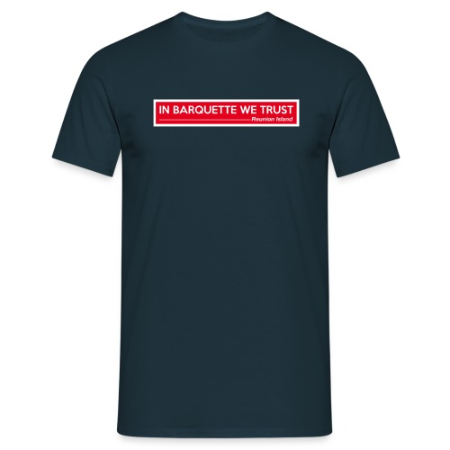 In barquette 2 png - T-shirt Homme