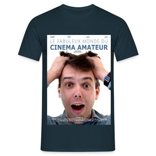 afficheLeFabuleux - T-shirt Homme