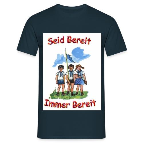 pioniere voran - Männer T-Shirt
