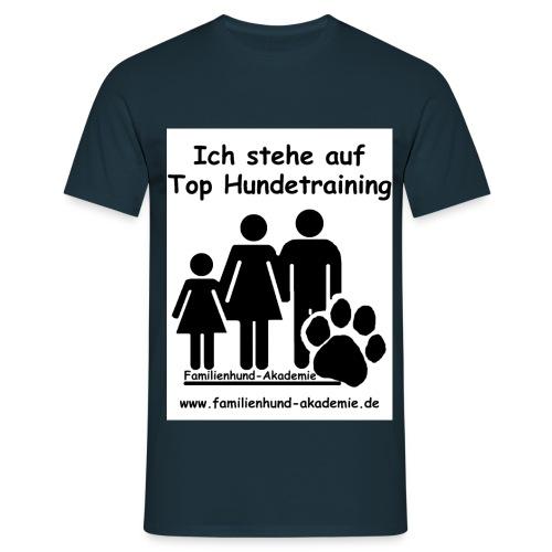 top hundetraining - Männer T-Shirt