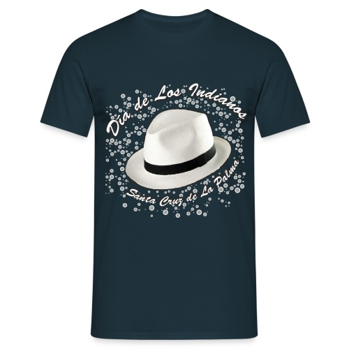 Dia de Los Indianos - Männer T-Shirt