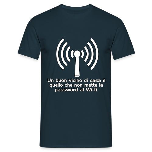 wifi - Maglietta da uomo