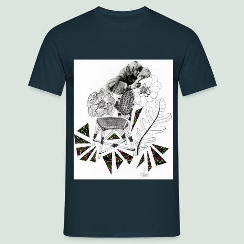 Rêve d automne - T-shirt Homme