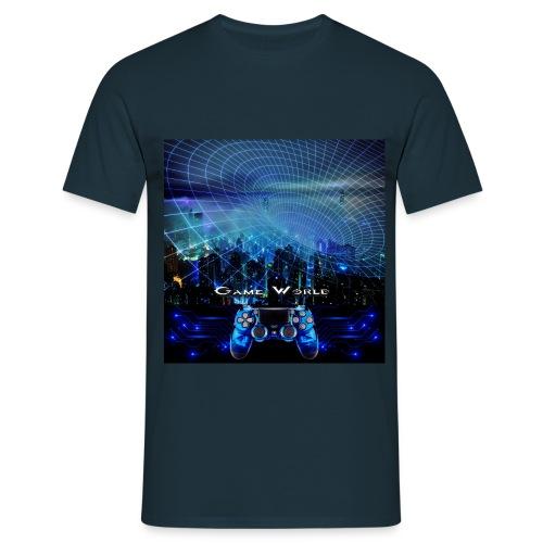 Game World - Camiseta hombre