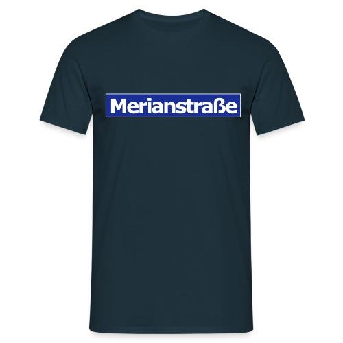 Merianstraße - Das Buch - Männer T-Shirt