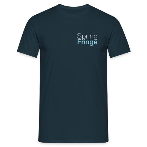 Spring Fringe - Männer T-Shirt