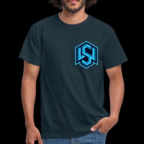 "Silent Wolves Inverted ""SW"" Merchandise - Men's T-Shirt"