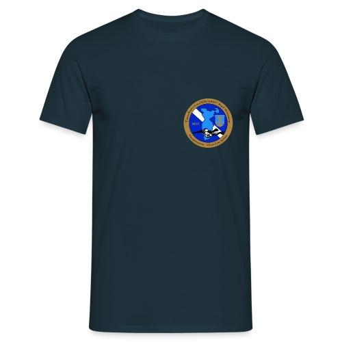 Tauchservice Logo - Männer T-Shirt