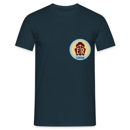 elbroarlogo - Männer T-Shirt