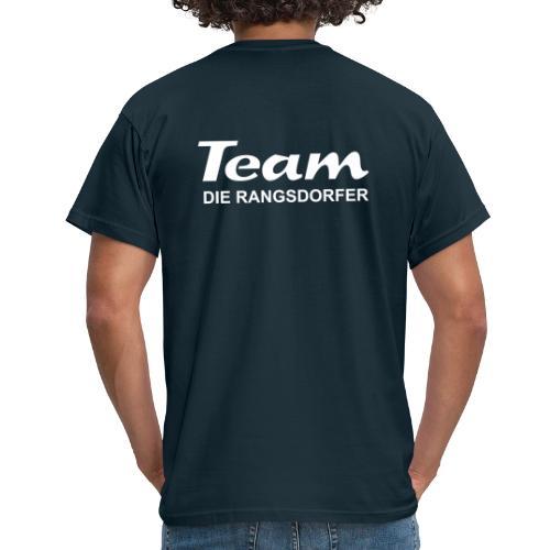 DIE RANGSDORFER - TEAM - Männer T-Shirt
