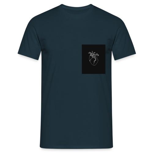 anaotmi hjärta - T-shirt herr