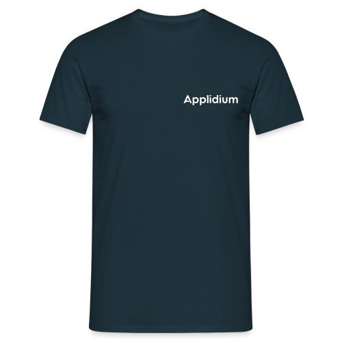 Applidium Text - T-shirt Homme