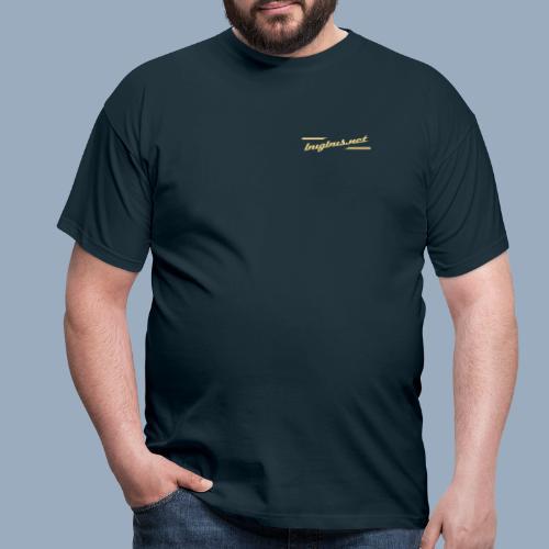 BB LOGO Typo only - Männer T-Shirt