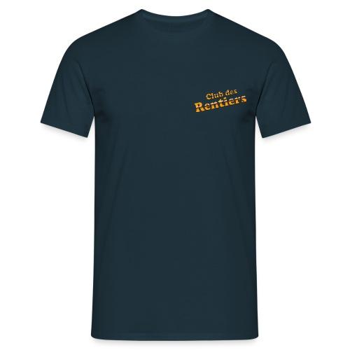 logo CDR HD - T-shirt Homme