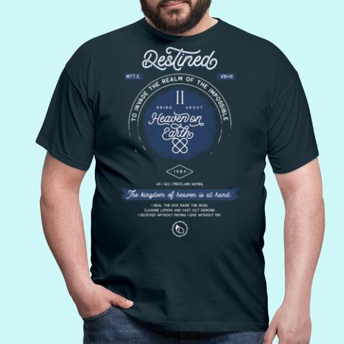 Christian Custom - Männer T-Shirt