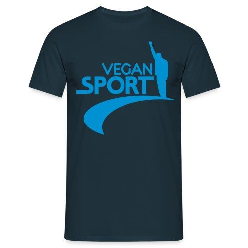 vegansport01_225x225 - Männer T-Shirt