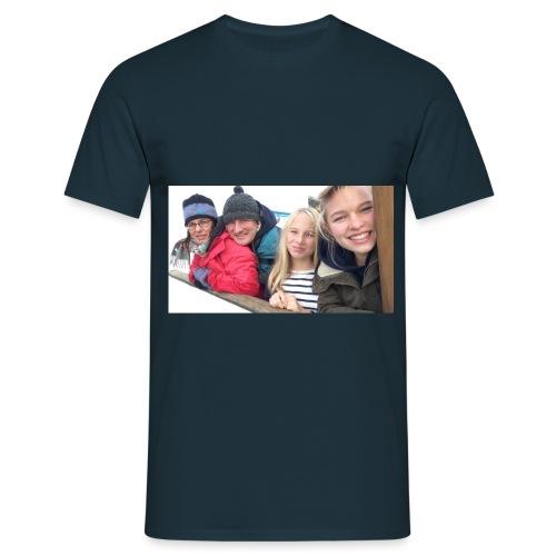 Boat CU - Männer T-Shirt